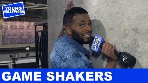 Game Shakers Set Tour with Kel Mitchell!