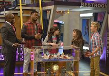 game shakers sky whale episode