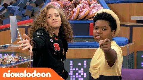 How to Know if Someone is Only Dating You b c Your Dad is a Hip-Hop Superstar Game Shakers Nick