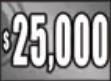 $25,000 (Whammy)
