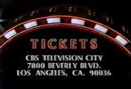 NYSI'89 Ticket Plug