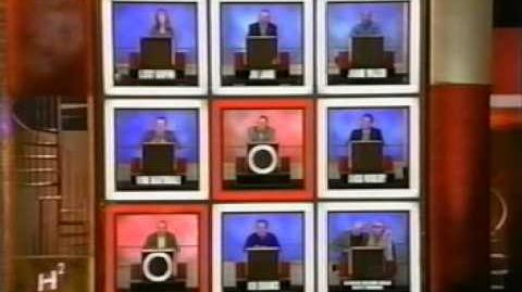 Hollywood Squares Game Show Week, Day 1