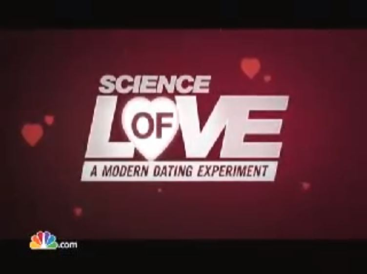 Science dating show