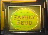 Family Feud Logo 1975 Pilot
