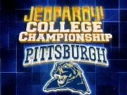 Jeopardy! College Championship Season 21 Logo