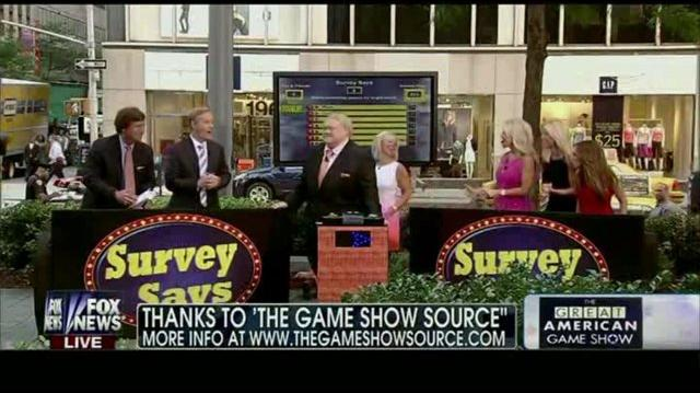 Survey Says as seen on Fox & Friends