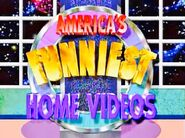 America's Funniest Home Videos Logo 1996 a