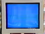 SS-Monitor Blank Screen