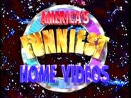 America's Funniest Home Videos Logo 1996 c