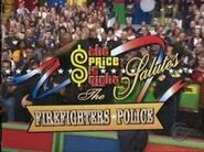 The Price is Right Salutes The Firefighters & Police