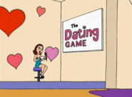 The Dating Game on Family Guy