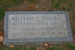 Bill todman grave