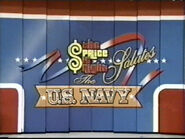 The Price is Right 2002 Doors for US Navy