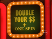 Double Your Money + One Spin