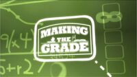 Making the Grade Titlecard