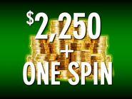 Pyl 2019 present 2 250 one spin space dg by dadillstnator ddailj9-250t