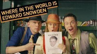 Where in the World is Edward Snowden? (Carmen Sandiego Parody)
