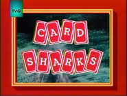Card Sharks Logo Hawaii Background