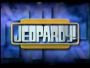 Jeopardy! 2000-2001 season title card screenshot 23