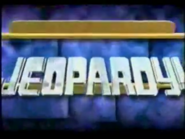 Jeopardy! 2000-2001 season title card screenshot 8