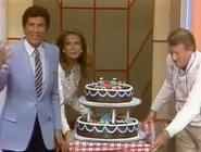Bert Convy Birthday Cake