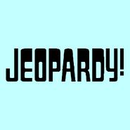 Jeopardy! Logo in Baby Blue-4
