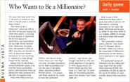 Millionaire Article