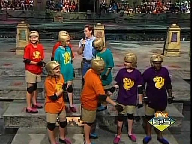Legends of the Hidden Temple Episode 79 Bonnet of Dolley Madison