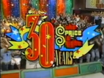 The Price is Right 30 Years Logo
