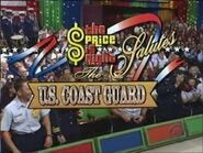 The Price is Right Salutes The U.S. Coast Guard