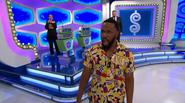 Showcase Shocked Contestant