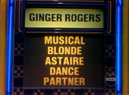 Ginger Rogers Puzzle