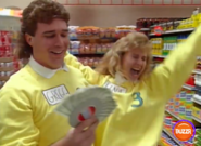 Supermarket Sweep Couple Win 2