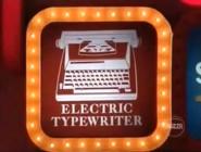 Electric Typewriter PYL