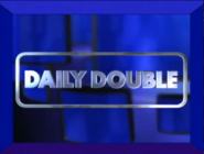 Jeopardy! 1999-2000 Daily Double intertitle
