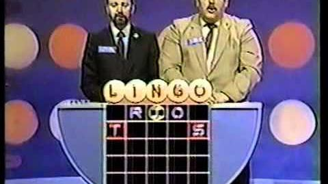 Lingo (Episode 106, 1988) - Ralph Andrews takes the helm