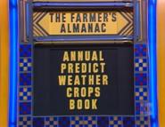 The Farmer's Almanac