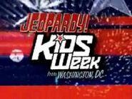 Jeopardy! Kids Week Season 20 Logo