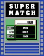 Super Match Board ('83)