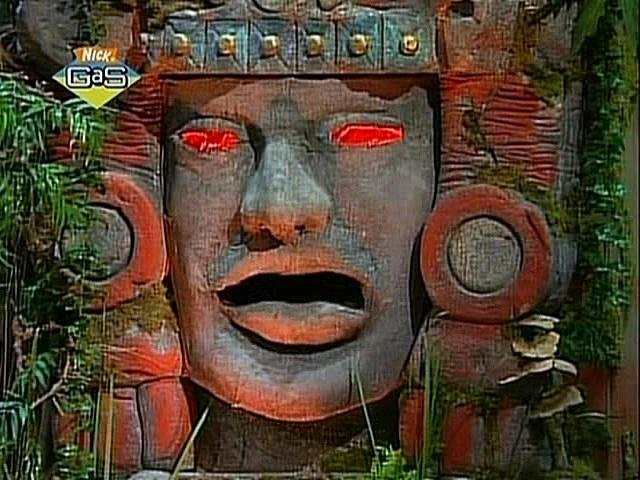 Legends of the Hidden Temple Episode 66 Crown of Queen Nzinga