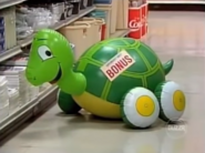 Supermarket Sweep Inflatable Turtle Bonus