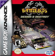 BattleBots - Design & Destroy Coverart