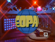 Jeopardy! 1986-1991 main title graphic