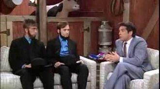 The Ben Stiller Show - Amish Studs