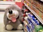 Inflatable Shaggy Dog -2
