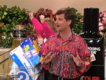 Supermarket Sweep Excited Contestant
