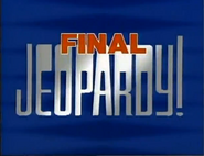Final Jeopardy! -33