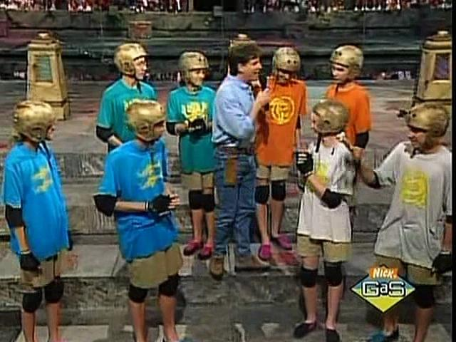 Legends of the Hidden Temple Episode 56 Missing Eye of David