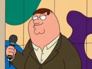 Peter Griffin on The Dating Game