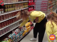 Supermarket Sweep Fail 4